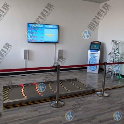 跨步电压体验系统