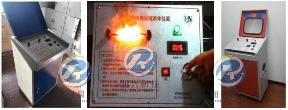 模拟电缆线短路体验控制器